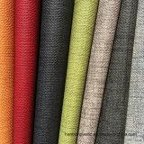 Cuir synthétique PVC en tissu pour meuble canapé avec imprimé