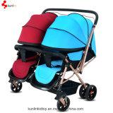 Cadeira Foldable do impulso do bebê