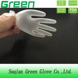 Acceso de los guantes del vinilo del alimento de Lianyungang Qingdao Shangai del envío