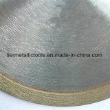 Отрезок практически специального лезвия алмазной пилы сухой для зерна