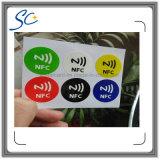стикер/бирка печатание Programmable RFID NFC ярлыка 13.56MHz