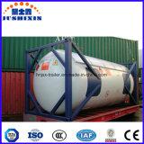 20feet液化天然ガスLPGのガスタンクの容器