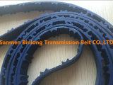 Cinturón de sincronización de botón PU C51 / 3806.4