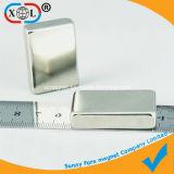 Unterschiedliche Form-Nickel-Beschichtung Dauermagnet