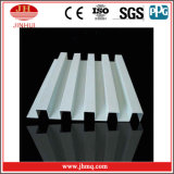 Comitati di alluminio ondulati di marmo imitati del tetto per la decorazione della costruzione