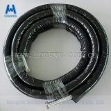 Tubulação solar de Aeroflex EPDM Instulate 304 pretos