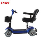 Drei Räder verbinden behinderter Roller-elektrischen faltbaren Mobilitäts-Roller
