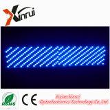Ecrã de tela de módulo azul LED de cor única P10