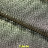 High Qaulity Embossing Shoe Material de couro Synthetic PU