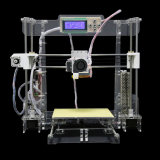 Anet 3D 인쇄 기계 중국 높은 정밀도 3D 인쇄 기계 기계 DIY 탁상용 공급자, SLS 3D 인쇄공