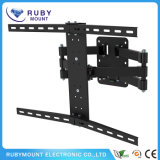 Flachbildschirm und gebogene Panel-Fernsehapparat-Bewegtwand-Montierung