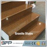 Punto rosso di qualità superiore Polished cinese del granito per il pavimento del granito & la decorazione interna