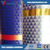루핑 장을%s 색깔에 의하여 입히는 알루미늄 격판덮개 또는 코일