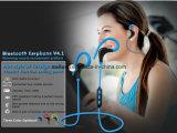 Écouteurs stéréo des écouteurs V4.1 de Bluetooth de sport sans fil de dans-Oreille de qualité pour l'iPhone