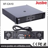 Amplificador de potencia estéreo audio del sistema del PA Xf-Ca10 FAVORABLE