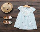 Tela di modo di estate del vestito dalle bambine & pannello esterno stampato cotone
