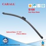 Carall S108 X3 X5 Xc30 Xc60 C30 V40 Xc90の自動予備品の後部柔らかいワイパーの刃