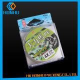 Ligne de pêche en plastique de la Chine Wholesela empaquetage en plastique