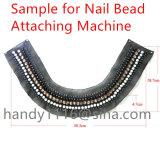 Machine automatique de fixation de perles à ongles