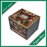 رفاهية [كرورغتد] لول ورق مقوّى شوكولاطة يعبّئ صندوق