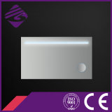Jnh190 Chine Fournisseur Saso Rectangle Miroir grossissant de maquillage LED