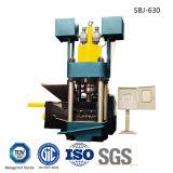 Prensa hidráulica de aluminio automática del desecho de metal del hierro de Briquetters que recicla la máquina-- (SBJ-63)