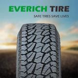 Neumáticos radiales del carro ligero de los neumáticos del presupuesto de los neumáticos del coche Lt265/70r17 con kilometraje largo
