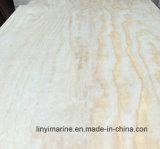 madera contrachapada del pino de 2.7mm-18m m para el rectángulo o el conjunto