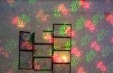 [إيب65] أحمر أخيرة نقطة عيد ميلاد المسيح مصغّرة مرحلة ليزر عرض ضوء