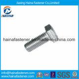 DIN933 Zinc-Nickel Alloy/SS304/Ss316 болт Hex головки B7 ранга 8.8 (A4-70)