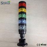 5 pile del LED dell'indicatore luminoso di indicatore con resistente di acqua IP67