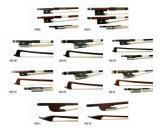 Prezzo poco costoso 4/4 dell'arco di violino del Brazilwood dello strumento di Muscial