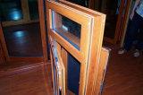 Fenêtre à battant en bois style américain avec verre d'impact Hurricane