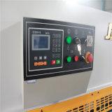Machine de tonte hydraulique QC12k-8X2500 de commande numérique par ordinateur
