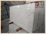 Плитка естественного каменного Асира белая мраморный для плитки настила и стены