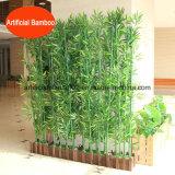 Valla precio de fábrica artificial de la pared de bambú