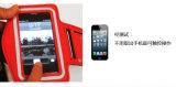iPhoneの腕章のタッチ画面は携帯電話のための腕章を遊ばす