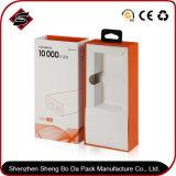 Rectángulo de empaquetado del almacenaje de la impresión del rectángulo 4c para los productos electrónicos