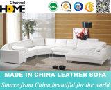 ベストセラーの現代デザイン居間の革部門別のソファー(HC1024)
