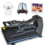 Type automatique machine de presse de la chaleur de sublimation de T-shirt (ST-4050) de tiroir