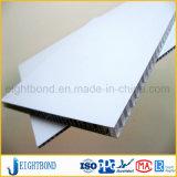 白いカラー室内装飾のためのアルミニウム蜜蜂の巣のパネル