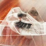 falsche handgemachte sehr natürliche schauende Wimpern des Nerz-3D der Wimper-100%