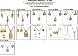 2017 حارّ يبيع لون حجارة بيع بالجملة فضة يثبت مجوهرات [س3388كر]