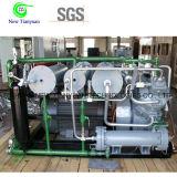 Compressore del ripetitore del gas del fluoro utilizzato nelle industrie differenti