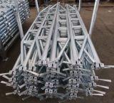 Material de construcción del andamio de Ringlock para la construcción