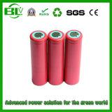 Hoge Volledige Capaciteit SANYO 2600mAh 18650 de IonenBatterij van het Lithium voor Draagbare Communicatie Apparaten
