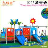 De openlucht Apparatuur van het Spel van de Tuin van Jonge geitjes voor Kinderen, het Speelgoed van het Spel van de Tuin van Kinderen voor Peuters