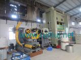 Alimentador automático de la hoja de la bobina con la enderezadora para la línea de la prensa y la herramienta de máquina en sistemas de tramitación de la bobina