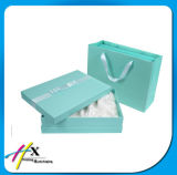 Guangzhou Clothing Packing Papel de papelão Gift Box