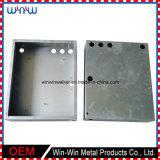 Rectángulo de Ensambladura Impermeable al Aire Libre de Encargo del Motor del Acero Inoxidable del Metal